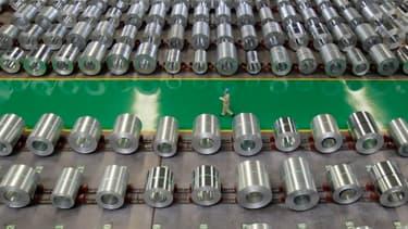 Les industriels déplorent des pénuries de matières premières.