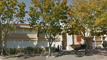 Le collège Beauregard, à La Rochelle, où un élève de 13 ans a été mis en examen après avoir bousculé une enseignante.