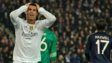 Le Real Madrid de Cristiano Ronaldo pâtit de la répartition des droits TV par l'UEFA.