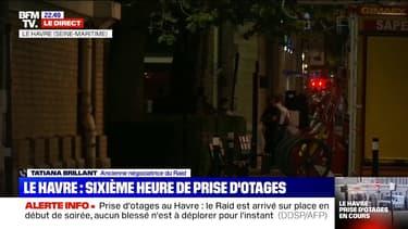 Le Havre: la prise d'otages est terminée, l'auteur interpellé