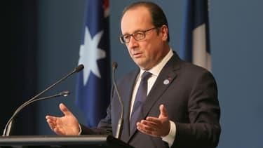 François Hollande a annoncé qu'il se rendra en Guinée fin novembre (photo d'illustration).