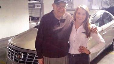 Warren Buffett s'était offert cette Cadillac l'année dernière.