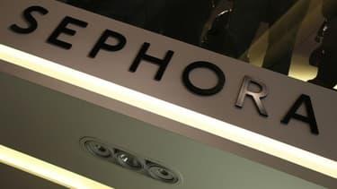 Sephora fait partie des 11 entreprises sanctionnées pour retard de paiement.