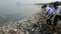Une opération de nettoyage aux Philippines (illustration)