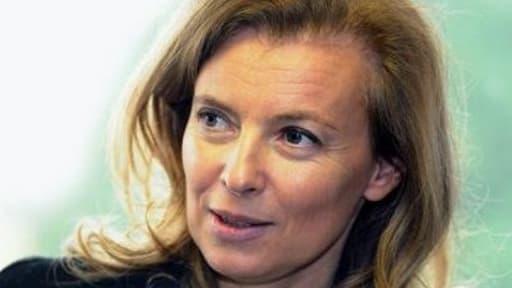 """Valérie Trierweiler ne se """"taira plus""""."""