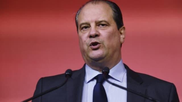 Jean-Christophe Cambadélis, le premier secrétaire du PS.