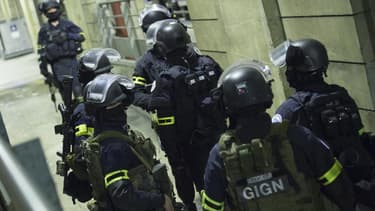 Le GIGN (Photo d'illustration).