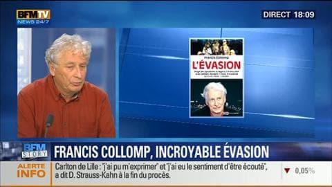 BFM Story: L'ancien otage Francis Collomp raconte son incroyable évasion - 20/02