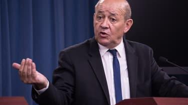 Jean-Yves Le Drian estime que les conditions sont réunies pour pouvoir vendre des armes au Liban.