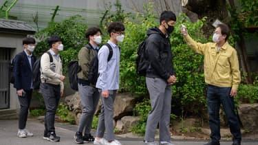 La Corée du Sud multiplie les initiatives technologiques pour endiguer l'épidémie de Covid-19.