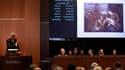 """Le tableau du Titien """"La Sainte Conversation"""", représentant la Vierge à l'Enfant entourée de Saint-Luc et de Sainte-Catherine d'Alexandrie, a été vendu jeudi au prix record de 16,9 millions de dollars lors d'une vente aux enchères organisée par Sotheby's."""