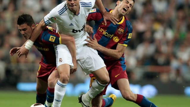 Real Madrid-Barcelone