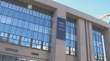 Le siège du Conseil européen à Bruxelles