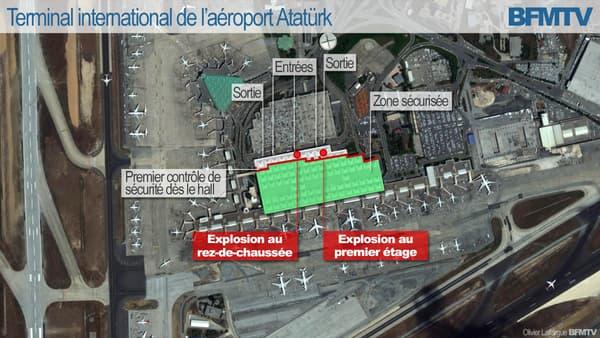 ataturk attentat turquie istanbul aeroport
