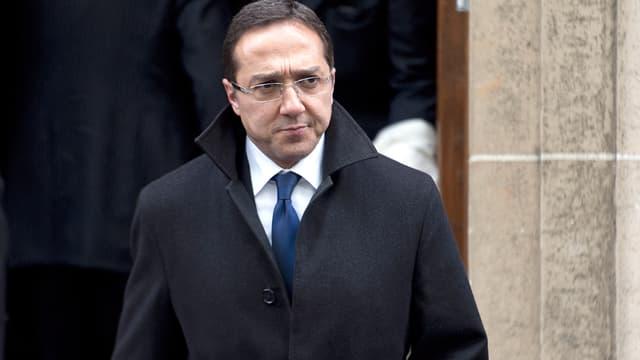 Faouzi Lamdaoui, le conseiller à l'égalité et à la diversité du président François Hollande.