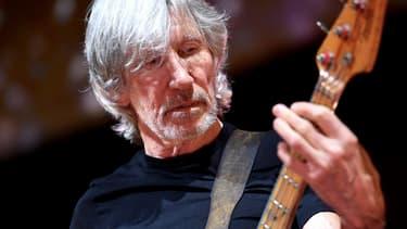 Roger Waters en concert à Los Angeles en juin 2016.