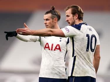 Gareth Bale et Harry Kane