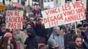 Manifesation à Nantes contre le projet d'aéroport Notre-Dame-des-Landes