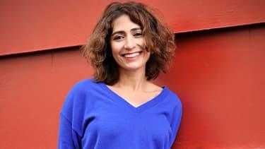 La journaliste Isabelle Saporta.