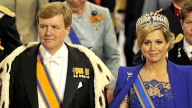 A 46 ans, Willem- Alexander devient le plus jeune souverain d'Europe.