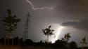 Un orage aux environs de Toulouse (photo d'illustration)