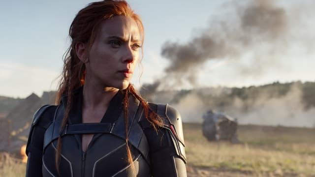"""Scarlett Johansson dans """"Black Widow"""""""
