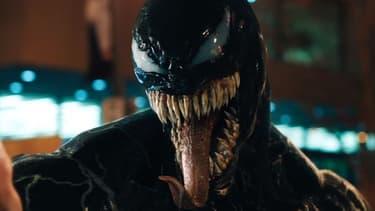 Tom Hardy est Venom