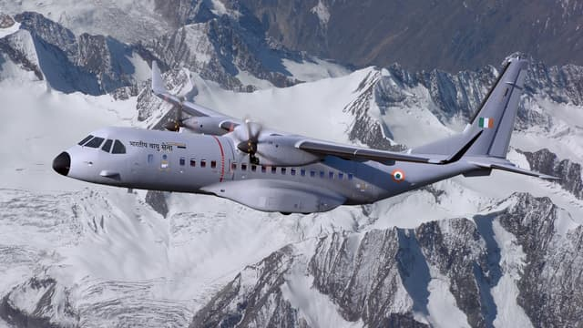 L'Inde a formalisé le contrat d'acquisition de 56 Airbus C295 qui remplaceront la flotte d'Avro de l'Indian Air Force (IAF)