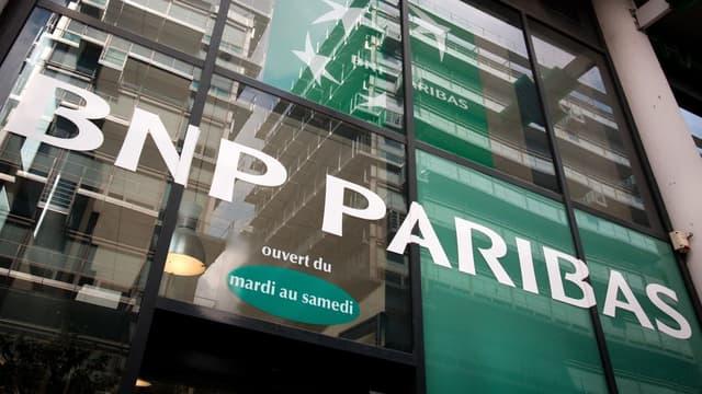 BNP Paribas paie le comportement de ses traders