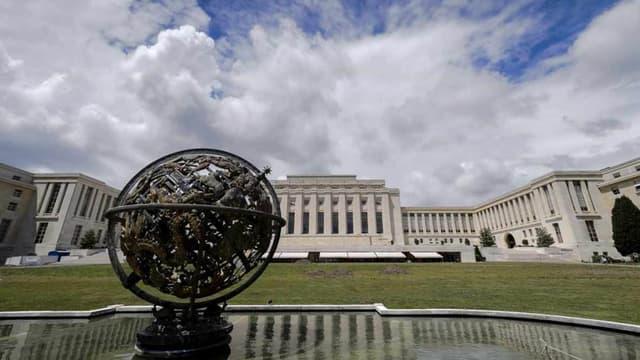 ONU - Siège à Genève