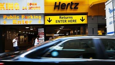 Hertz limite ce partenariat à quelques villes des États-Unis