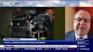 François Roudier (CCFA) : Auto, le marché reste fragile en mars - 01/04