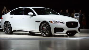 Jaguar a vu ses ventes bondir au mois d'août.