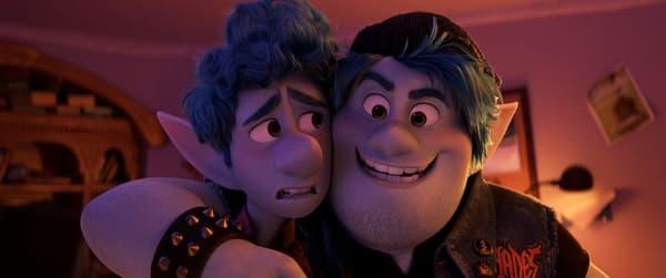 En avant, le nouveau film Pixar