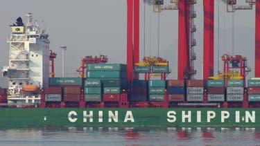 Les exportations chinoises ont fait montre de résistance