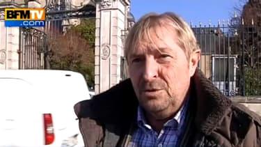 """""""J'ai jamais vu ça de ma vie"""", explique ému Marc Ettienne, le fondateur de FPEE, en voyant la mobilisation de ses salariés."""