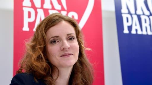 L'ancienne ministre UMP est candidate à la mairie de Paris.