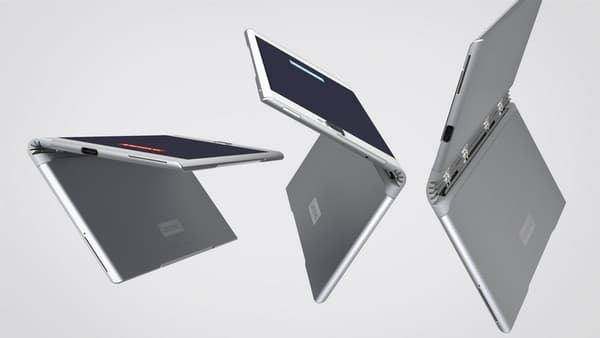La tablette Lenovo Folio.