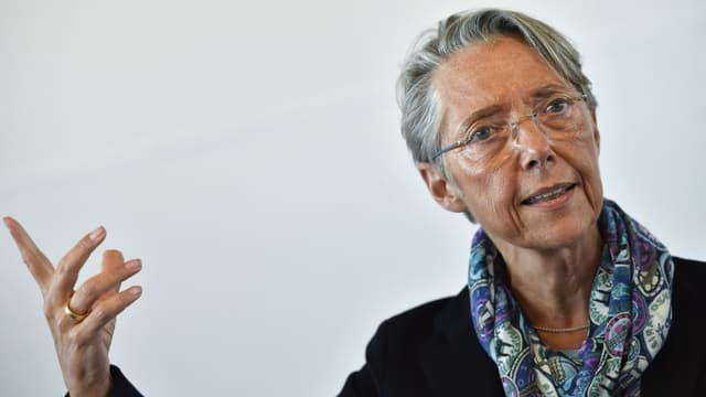Élisabeth Borne - LOIC VENANCE / AFP