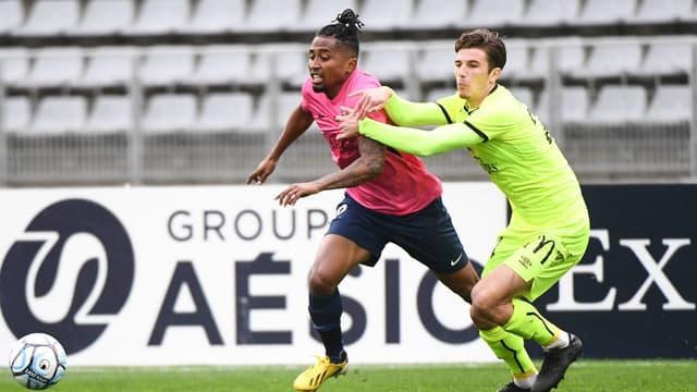 Paris FC - Caen (match aller)