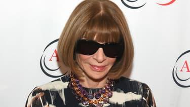 Anna Wintour à New York en 2017