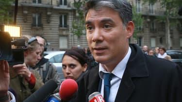 Le premier secrétaire du PS Olivier Faure a posé la question d'un changement de nom de son parti.