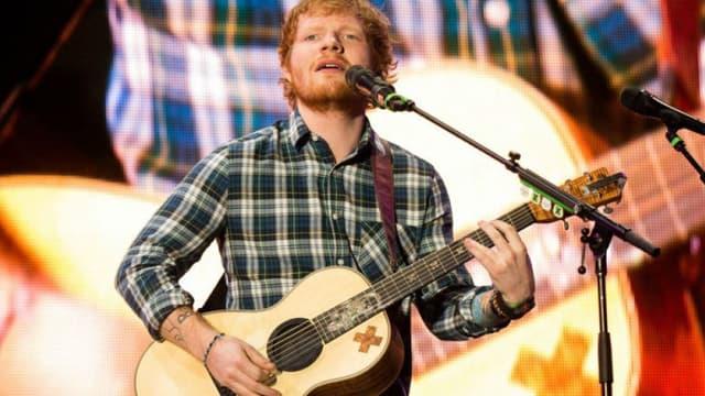 Ed Sheeran, le 15 mai 2015