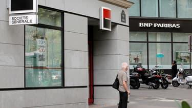 Société Générale et BNP Paribas ont les bénéfices les plus importants logés dans les paradis fiscaux, selon plusieurs ONG.