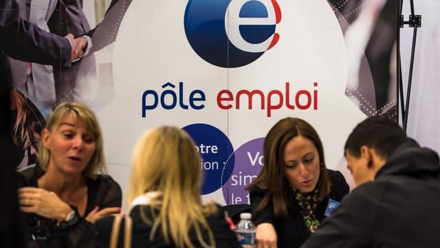 La France comptait 12.800 nouveaux chômeurs en février.