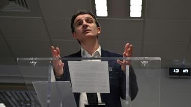 Le maire écologiste de Grenoble Éric Piolle à Grenoble  le 18 février 2020