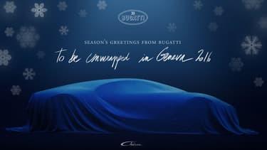 """Bugatti vous dit """"bonne année""""."""