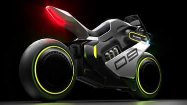 Segway-Ninebot dévoile son ambition d'être le premier à produire une moto électrique à hydrogène