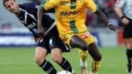 Bagayoko a inscrit le deuxième but de la victoire nantaise contre Nice (2-0).