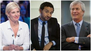 Les Gérard de la Télévision n'ont pas épargné Canal + dans leur palmarès 2016, couronnant Maïtena Bireben, Cyril Hanouna et Vincent Bolloré.